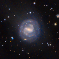Barred Spiral Galaxy IC5092 thumbnail