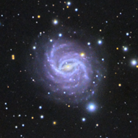 Barred Spiral Galaxy NGC5921 thumbnail