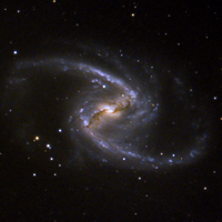 Barred Spiral Galaxy NGC 1365 thumbnail