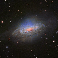 Bubble Galaxy NGC 3521 thumbnail
