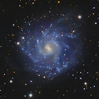 Grand Spiral Galaxy NGC7424 thumbnail