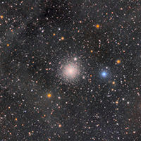Messier 15 Globular Cluster with IFN thumbnail