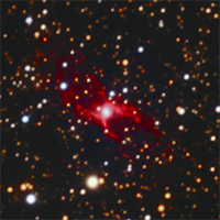 Red Spider Nebula thumbnail