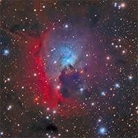 Reflection Nebula NGC 2626 thumbnail