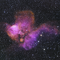 Skull and Crossbones Nebula thumbnail