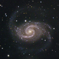 Spanish Dancer Galaxy - NGC1566 thumbnail