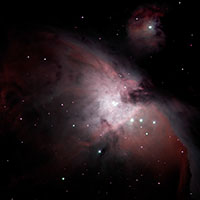Test Shot of the Orion Nebula thumbnail